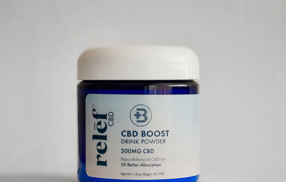 CBD Boost Drink Powder