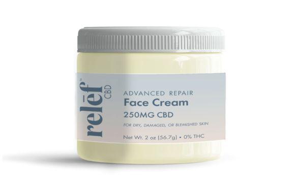 Advanced Repair Face Cream