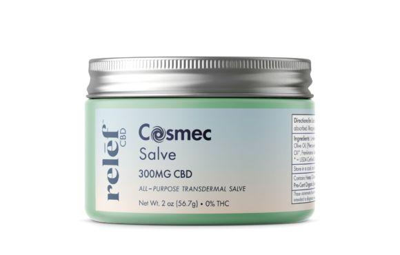 Cosmec Transdermal Salve