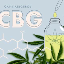 Cannabinoid CBG