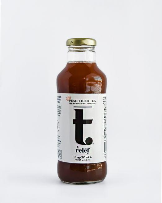 Relēf CBD Peach Tea with CBD Isolate